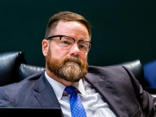 State Sen. Aaron Bean (R-Fernandina Beach) is a member of the Senate Health Policy Committee, which recently held a hearing about the COVID-19 vaccine rollout.