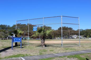 The Fernandina Beach Parks and Recreation Advisory Committee recommends a walking track, water fountain and a larger pavilion be added to the Charles Eugene Richo Field at the Peck Center.