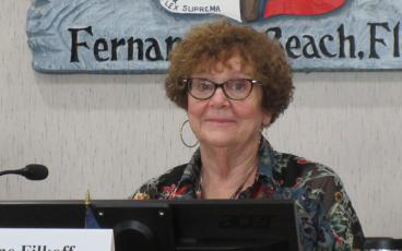 Arlene Filkoff announced last week that she is retiring from her position as executive director of Fernandina Beach Main Street by the end of the year. JULIA ROBERTS/NEWS-LEADER