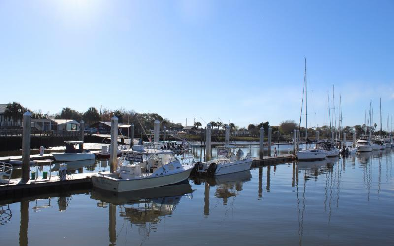 "People who have a boat slip that is further away from the center of the Fernandina Harbor Marina have traditionally paid a lower slip rental rate. However, when Oasis Marinas took over management of the marina earlier this month, they were unaware of the tiered rates, and raised the rates for ""non-premium"" slips so all slipholders pay the same."
