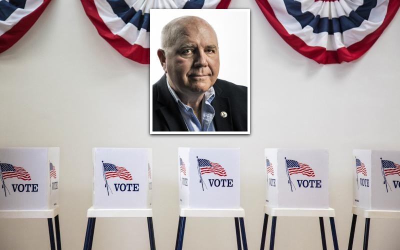Fernandina Beach City Commissioner Dr. Chip Ross is running for a second term. SUBMITTED PHOTO/METRO CREATIVE CONNECTION